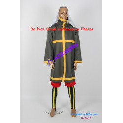 My Hero Academia Backdraft Cosplay Costume