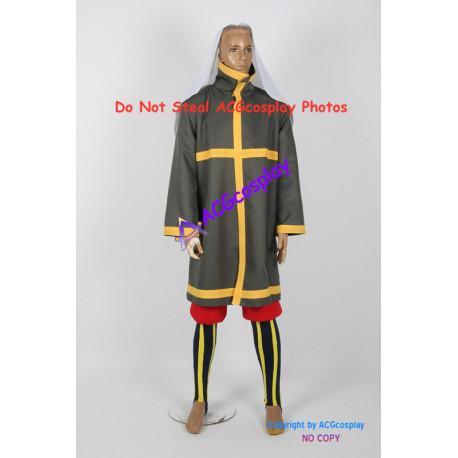 My Hero Academia Backdraft Cosplay Costume