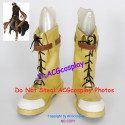 Fire Emblem Volke shoes boots cosplay shoes cosplay boots acgcosplay