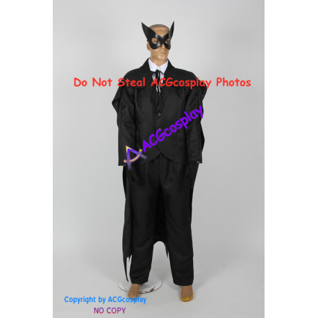 DC Comics Cosplay Dr. Simon Hurt Cosplay Costumes