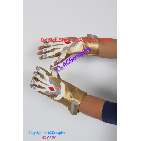 Cardfight Vanguard Cosplay Prop Gold Glove only