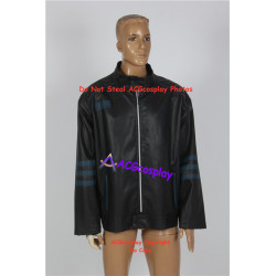 Power Rangers RPM Flynn McAllister Dillon jacket cosplay costume faux leather made