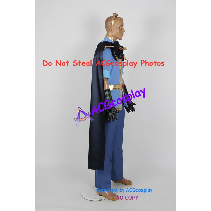 Fire Emblem Super Smash Brothers Brawl Marth Cosplay Costumes