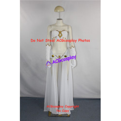 League of Legends LOL Janna Cosplay Costume