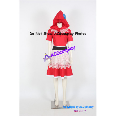 League of Legends LOL Red Riding Annie Cosplay Costume