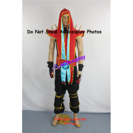 League of Legends LOL Lee Sin Cosplay Costume