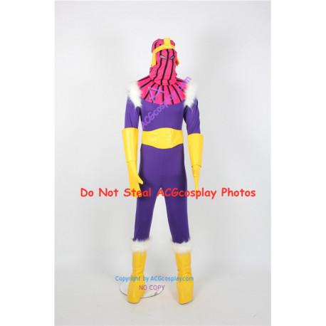 Marvel Comics Baron Zemo Cosplay Costume