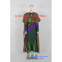 Marvel Comics The Avengers Female Loki Cosplay Costume