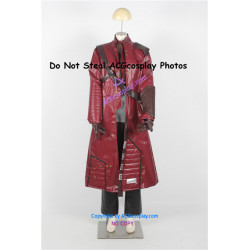 Marvel Comics Guardians of the Galaxy Starlord Cosplay Costume