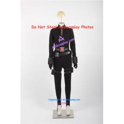 Marvel Comics The Avengers  Black Widow Cosplay Costume