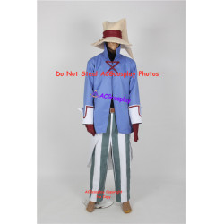 Final Fantasy 9 FF black mage Vivi cosplay costume