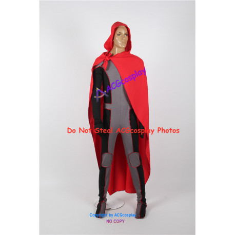 Marvel Comics Cosplay Wiccan Cosplay Costume