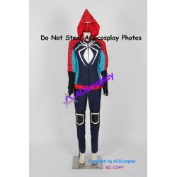 Marvel Comics Rosy Higgins Spiderman Cosplay Costume