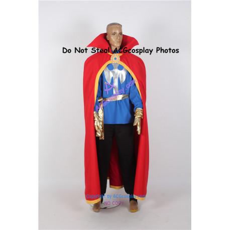Marvel Comics Doctor Strange Cosplay Costume