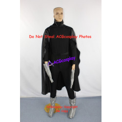 Marvel Comics Black Panther Cosplay Costume include boots covers