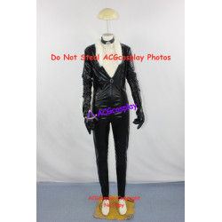 Marvel Comics Black Cat Cosplay Costume include eyemask