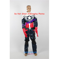 Marvel Comics Captain America Sam Wilson Cosplay Costume