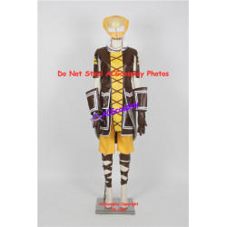Hack Kuhn Cosplay Costume