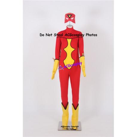 Marvel Comics Spider Women Cosplay Costume