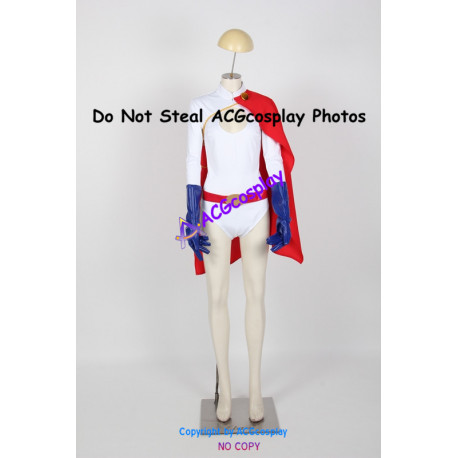 DC Comics Cosplay Power Girl Cosplay Costumes DC Universe cosplay