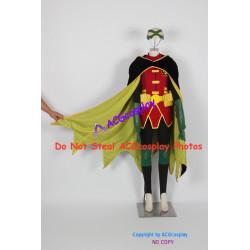 DC Comics Robin Cosplay Costumes