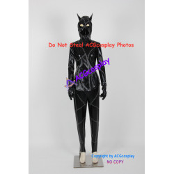 DC comics Batman Returns Catwoman Cosplay Costumes