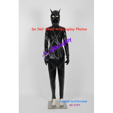 DC comics Batman Returns Catwoman Cosplay Costumes