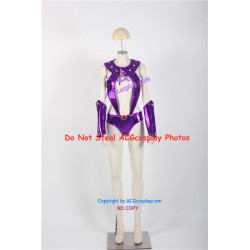 DC Comics Teen Titans Starfire Cosplay Costume