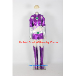 DC Comics Starfire Cosplay Costume teen titans cosplay costume