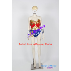 DC Comics Wonder Woman Diana Prince Cosplay Costumes Justice League cosplay