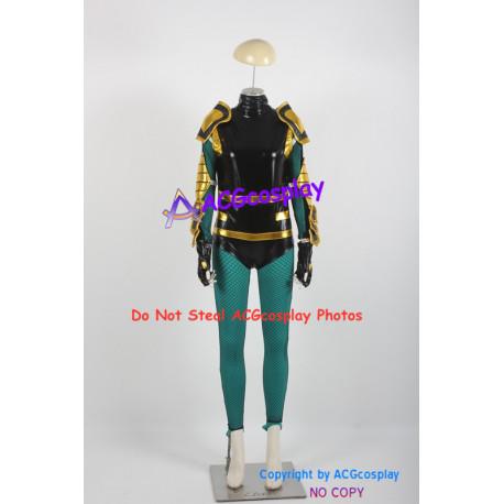 DC Comics DC Universe 52 Black Canary Cosplay Costume