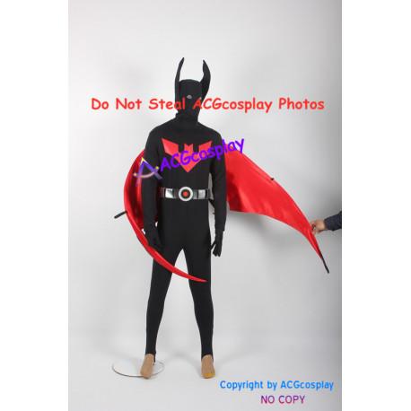 Dc comics Batman Beyond Batman Cosplay Costume