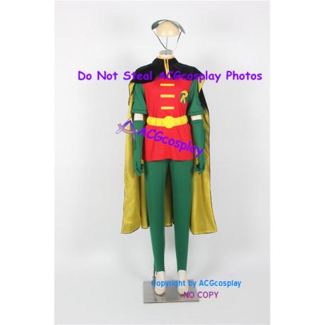 DC Comics Batman Stephanie Brown Robin Cosplay Costume