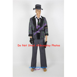 DC Comics Batman Arkham City Riddler Cosplay Costume