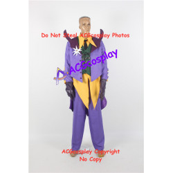 DC Comics Batman Injustice God Among Us Joker Cosplay Costume