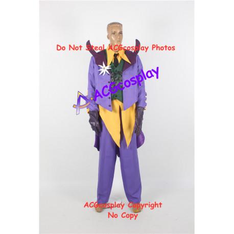 DC Comics Batman Injustice God Among Us Joker Cosplay Costume