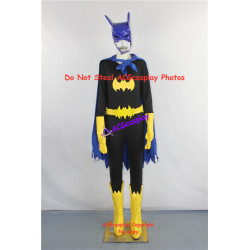 DC Comics Batman Batgirl Cosplay Costume include boots covers
