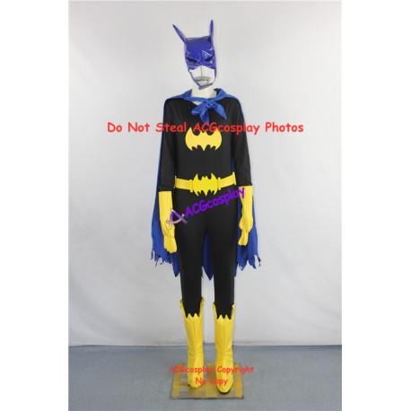 DC Comics Batman Batgirl Cosplay Costume include boots covers