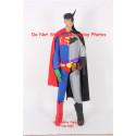 DC Comics Batman Composite batman with superman cosplay costume
