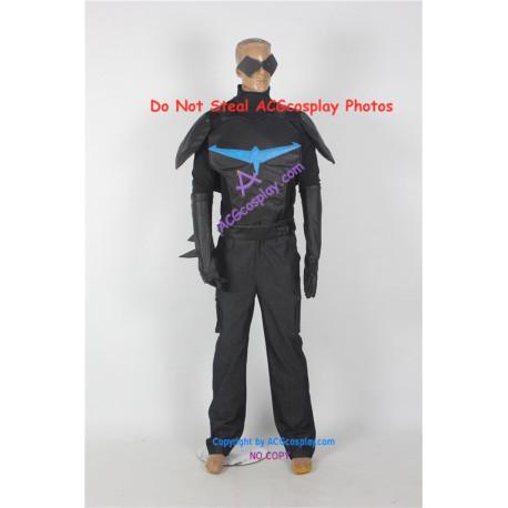DC Comics Batman Nightwing Cosplay Costume