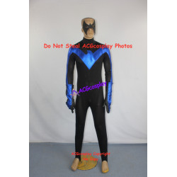 DC Comics Batman Nightwing Cosplay Costume Version 03