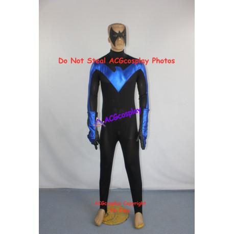 DC Comics Batman Nightwing Cosplay Costume Version 03