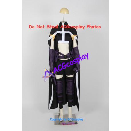 DC Comics Huntress Cosplay Costume black version