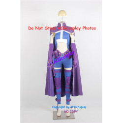 DC Comics Huntress Cosplay Costume blue version include mask