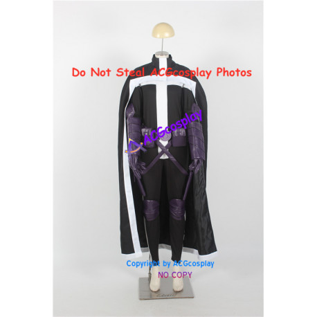 DC Comics Huntress Cosplay Costume include eyemask