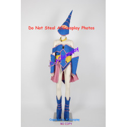 Yu-Gi-Oh! Duel Monsters Dark Magician Girl Cosplay Costume include hat