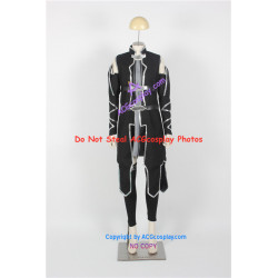 Sword Art Online Cosplay Asuna Yuuki Cosplay Costume black version