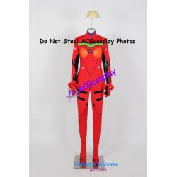 Neon Genesis Evangelion Asuka Langley Soryu Cosplay Costume