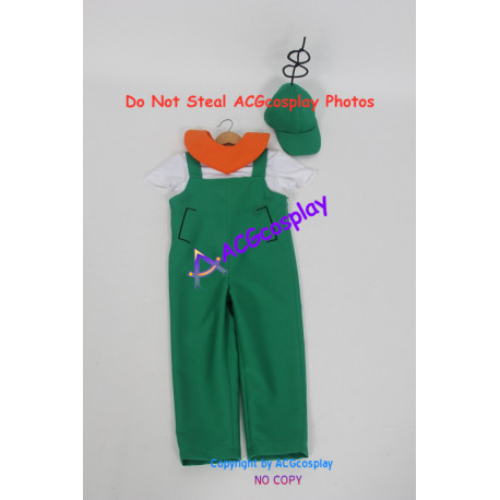The Jetsons Elroy Jetson Cosplay Costume include hat
