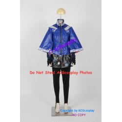 Disney Descendants Evie Cosplay Costume royal blue version